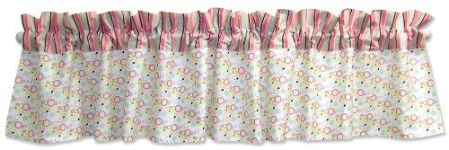 Trend Lab Fenster Volant (Cupcakes Bettwäsche Für Kinderbett)