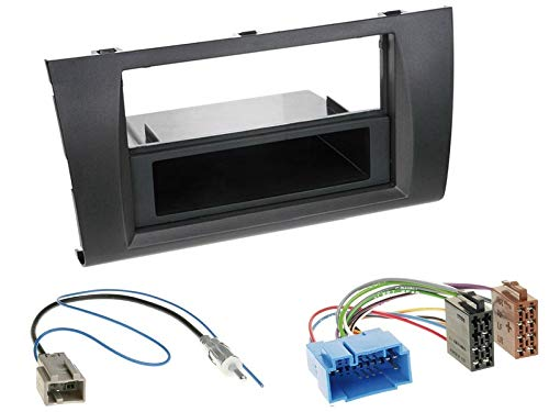 Alpine-UTE-202DAB-1-DIN-Autoradio-inkl-DAB-Antenne-USB-AUX-Spotify-fr-Suzuki-Swift-Sport-MZ-2007-2010-schwarz