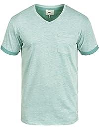 REDEFINED REBEL Moses Herren T-Shirt V-Ausschnitt