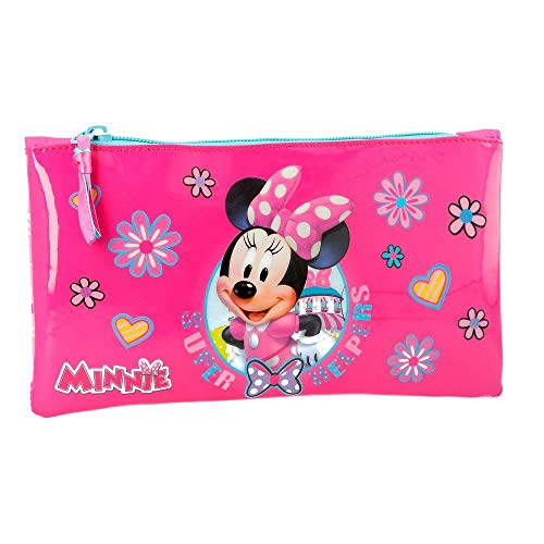 Disney Super Helpers Beauty Case da viaggio 22 centimeters 0.26 Rosa