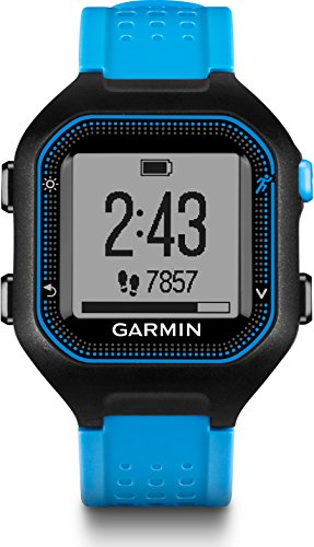 Garmin Forerunner 25 GPS-Laufuhr (Fitness-Tracker, Smart Notifications, inkl. Herzfrequenz-Brustgurt) - 7