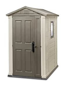 Keter Factor Shed, 6 x 4 Feet