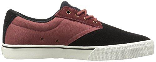 Etnies Jameson Vulc, Herren Skateboardschuhe Black (BLACK/BROWN - 590)