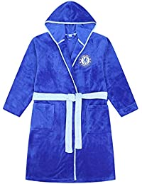 ce94f41a75 Chelsea FC - Batín con Forro Polar y Capucha para Hombre - Producto Oficial