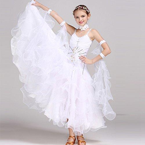 Verano Sling Competencia Danza Moderna Niños/Vestido