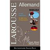 Poche plus Français-Allemand/Allemand-Français