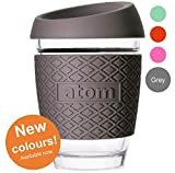 Reusable Coffee Cup/Travel Mug with lid - Thickened Thermal Sleeve - High Quality