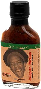 Pain is Good Jalapeno Harissa Hot Sauce, 1er Pack (1 x 0.095 l)