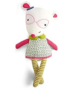 Mama's & Papa's Soft Chime Toy Pixie Pixie & Finch Girls