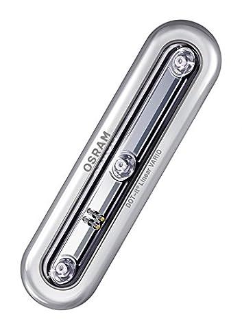 LED mobile luminaire: DOT-it Linear Vario / 0.23 W, 4.5 V, beam angle: 135°, White, 1pack