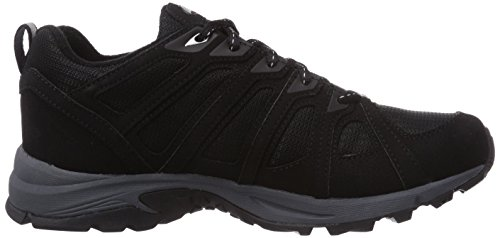 Viking IMPULSE GTX W Damen Trekking & Wanderhalbschuhe Schwarz (Black/Grey 203)