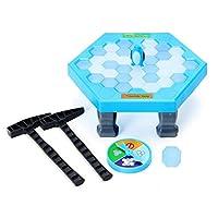 FUNTOK Spieltisch Table Games Penguin Schutz Spielzeug Familie Strategie Spiele