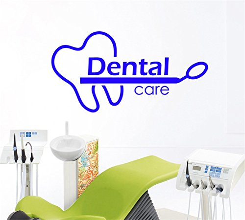 Stickers Muraux Vinyl Peel And Stick Mural Wall Sticker Decals Dental Care Stomatology For Dental Clinic Bathroom
