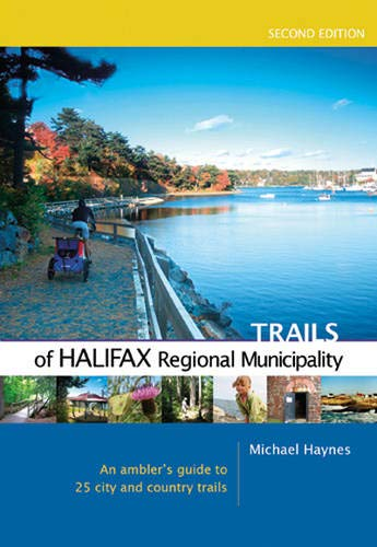 Trails of Halifax Regional Municipality, 2nd Edition -