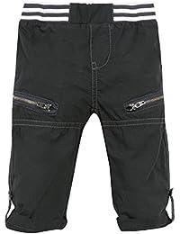 3POMMES Pantalon en popeline de coton garçon