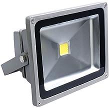 Auralum® Spotlights 50W IP65 LED al aire libre Focos Reflectores Baustrahler