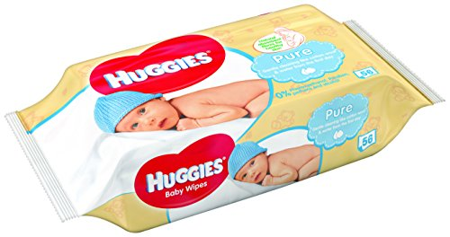 Toallitas Bebé Huggies Pure - 1 Unidad