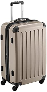 HAUPTSTADTKOFFER - Alex- Luggage Suitcase Hardside Spinner Trolley 4 Wheel Expandable, 65cm, champagne (B007RKGPM8) | Amazon price tracker / tracking, Amazon price history charts, Amazon price watches, Amazon price drop alerts