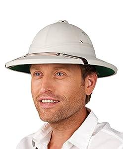 Safari Pith Helmet - Grey (gorro/ sombrero)