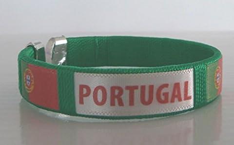 BRACELET VERT PORTUGAL - BIJOUX - PORTUGAL