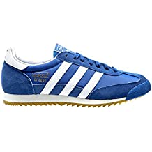 Adidas Originals Dragon Vintage, blue/ftwr white/collegiate royal, 49 1/3