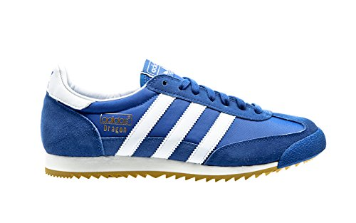 adidas Originals Dragon Vintage, blue/ftwr white/collegiate royal, 5,5