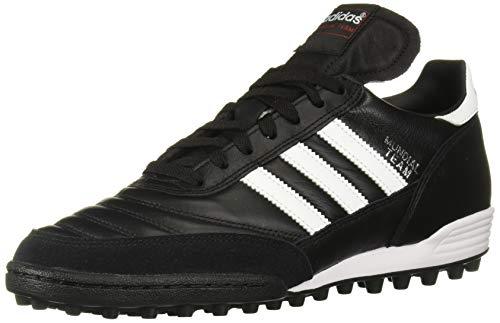 adidas Mundial Team, Chaussures de Football Entrainement homme, Noir (BlackWhiteRot), 44 23 EU (10UK)