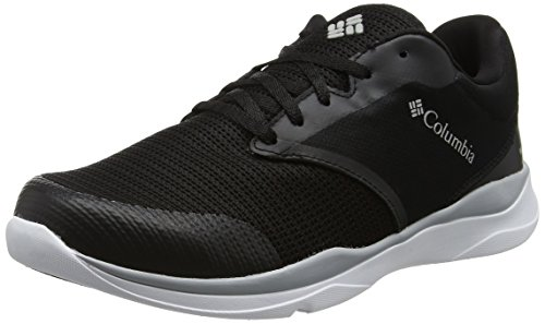 Columbia ATS Trail Lite WP, Chaussures Multisport Outdoor Homme, Black/Steam