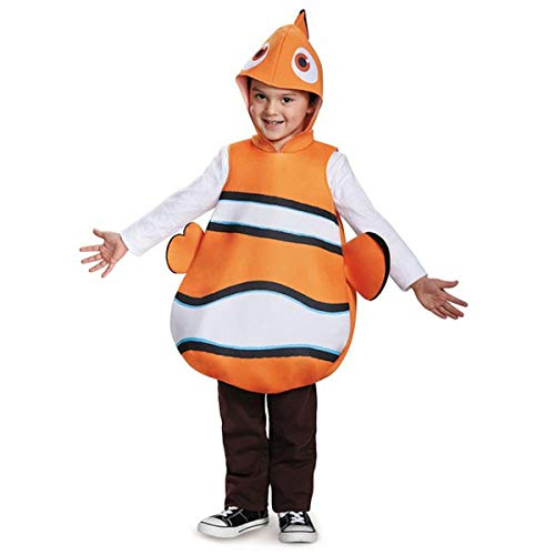 Disguise Nemo Classic Finding Dory Disney/Pixar Costume, One Size Child, One Color by Disguise