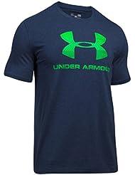 Under Armour Cc Sportstyle Logo Herren Fitness - T-Shirts
