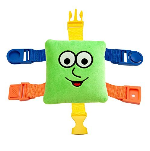 buckle-toy-mini-buster-toddler-early-learning-basic-life-skills-childrens-plush-travel-activity-by-b