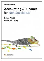 Accounting and Finance for Non-Specialists with MyAccountingLab 7th edition