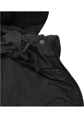 URBAN CLASSICS Fastlane Jacket, black Black