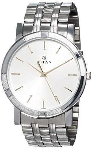 Titan Karishma Analog Multi-Colour Dial Men's Watch -NK1639SM01