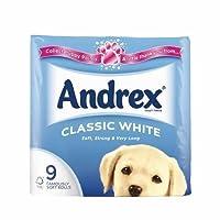 Andrex Andrex White Andrex Toilet Rolls Cs45)