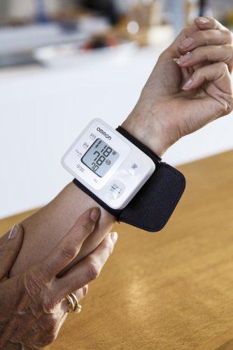 Omron RS2 Handgelenk-Blutdruckmessgerät - 3