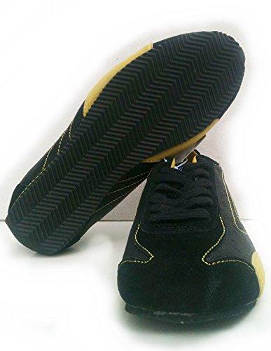 Footwear Sportschuhe Sneakers Schuhe Fitnessschuhe Sport Freizeit Turnschuhe Sisley Schwarz