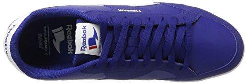 Reebok - Bs7000, Scarpe sportive Uomo Blu (Deep Cobalt/white)