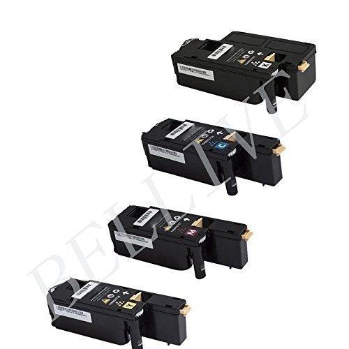 KIT 4 Toner Compatibile per Xerox Phaser 6020 / Phaser 6022 / WorkCentre 6025 / WorkCentre 6027 / WorkCentre 6025Vbi , CODICE ARTICOLO : 106R02756 , 106R02757 , 106R02758 , 106R02759 .