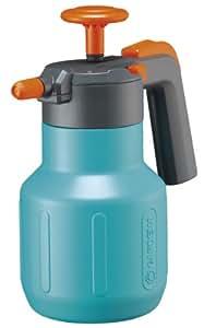 Pulvérisateur à pression préalable 1,25l Comfort de GARDENA: appareil pulvérisateur avec indicateur de niveau, soupape de décharge (814-20)