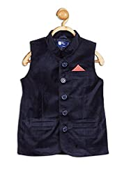 612 League Boys Jacket (ILW00S230061E_Navy_13-14YRS)