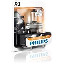Philips 12620B1 - Bombillas para faros delanteros (R2, 1 unidad)