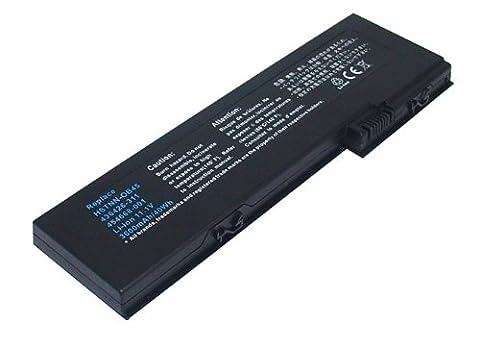 11,10V 3600mAh Batterie de remplacement pour HP Business Notebook 2710p, EliteBook 2730p, EliteBook 2740p, EliteBook 2740p Tablettes PC, EliteBook 2740w, EliteBook 2760p, EliteBook 2760p Tablettes PC