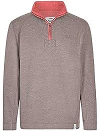 Weird Fish Geo 1/4 Zip Sweatshirt