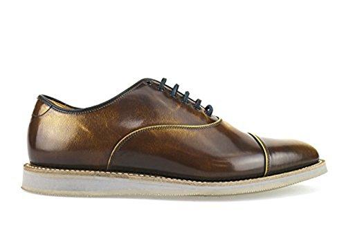 dettagli-su-scarpe-uomo-churchs-classiche-405-marrone-pelle-lucida-ah467