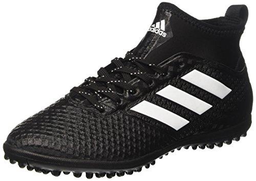 adidas Herren Ace 17.3 Primemesh TF Fußballschuhe, Schwarz (Core Black/FTWR White/Night Metallic), 42 EU (Herren-player-serie)
