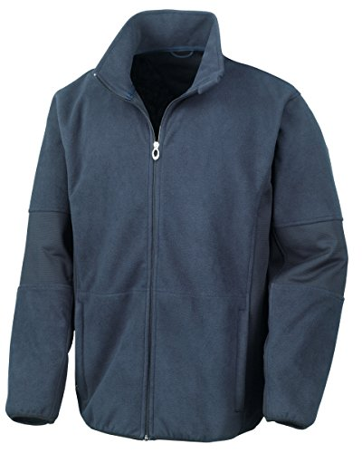 Result Herren Jacke Medium Marineblau