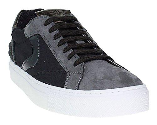 Voile Blanche, Sneaker uomo grigio Grau Grau