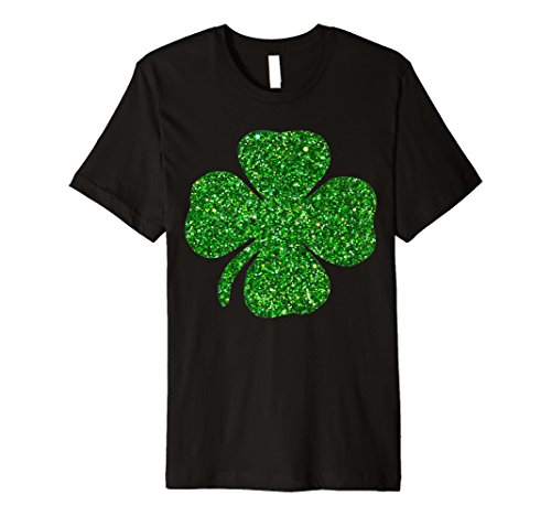 Patricks Day Shirt (Saint Patricks Day Shirt Shamrock Vier Leaf Clover TShirt)