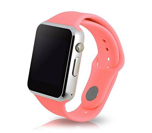 Reloj Smartwatch A1 bluetooth con sim gsm con app para iOS y Android